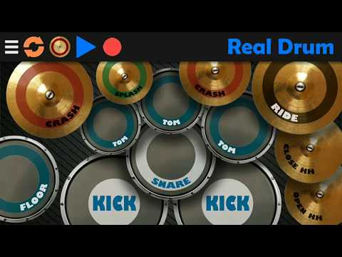 Cholna Sujon - Real Drum App Cover | The Real Drumeo |