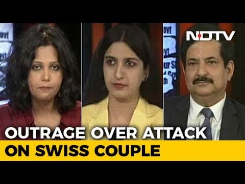 Incredible India Nightmare: Swiss Couple Attacked