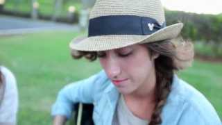 Titanium - David Guetta Ft. Sia Acoustic Cover by Gardiner Sisters