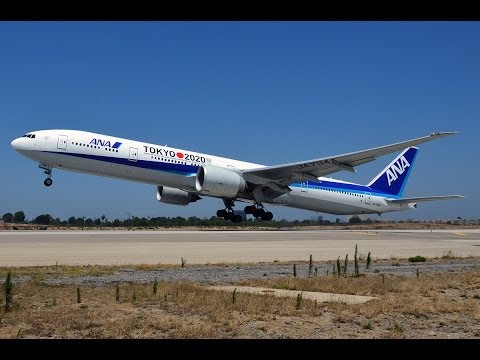 ANA - All Nippon Airways - Inspiration of Japan at LAX
