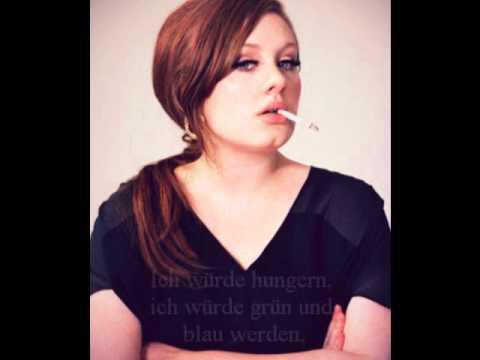 Adele - Make you feel my love deutsche...