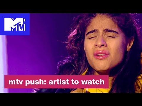 Jessie Reyez Performs 'Cotton Candy' | MTV Push: Artist to Watch