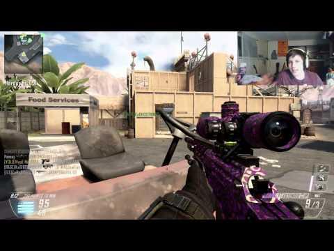 Pamaj - My Best Black Ops 2 Sniper Gameplay