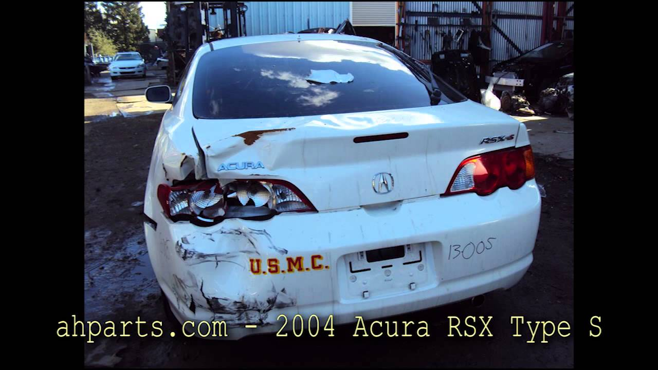Acura RSX Type S Parts AUTO WRECKERS RECYCLERS Ahpartscom - Acura rsx car parts