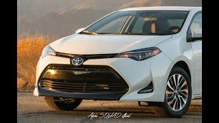Toyota Corolla 2017 And 2018