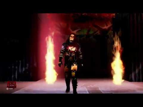 WWE2K2O CORNERS OF SANCTUARY