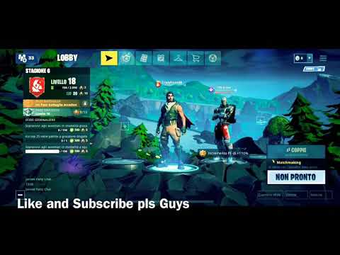 Playng Fortnite with my Border account and my Brother with my account!14Kills