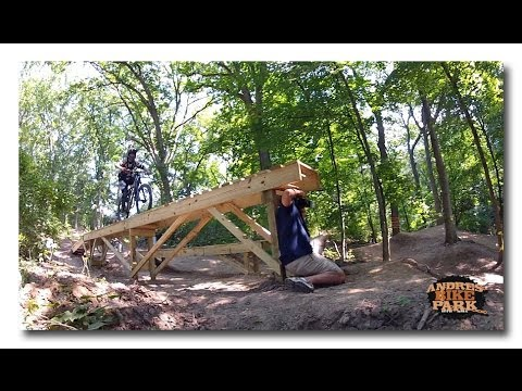 Andres Bike Park Pivot Bike Event Carpentersville Illinois Gopro Hero 3 BMX Mountain Bike