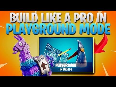 Top 3 Tips For Better Building In Playground Mode Fortnite Battle