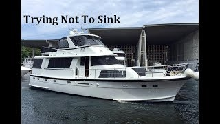 Tour of our 58 Hatteras Motor Yacht