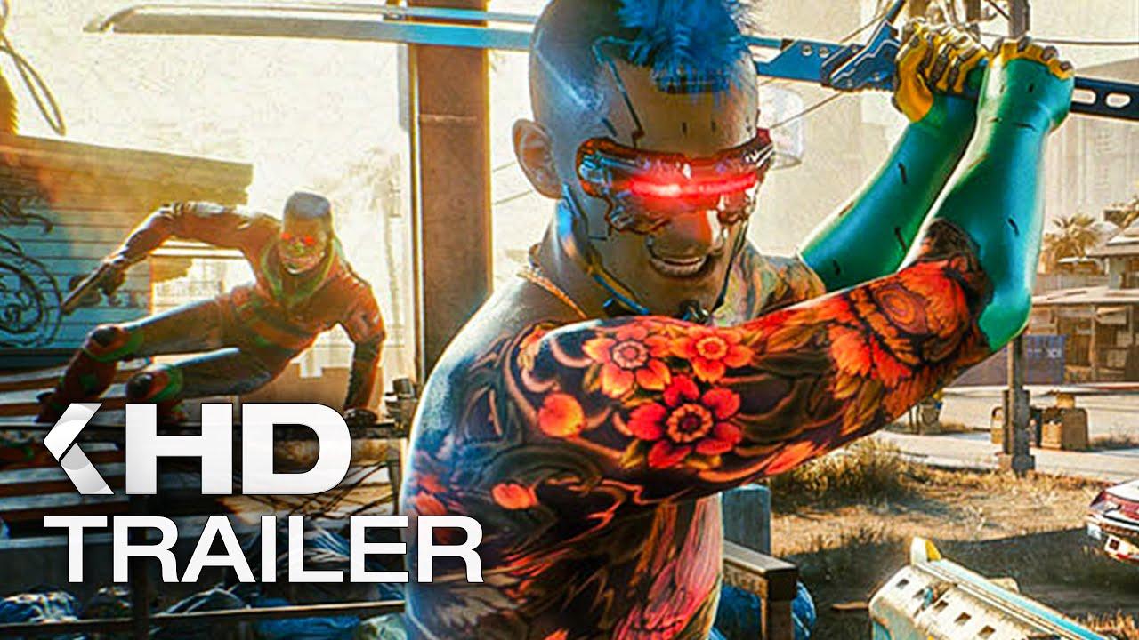 CYBERPUNK 2077 - 6 Minuten NEUE Gameplay Trailer (2020)