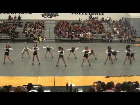 "horizon high school stingers 2012-2013 ""booty wurk"""