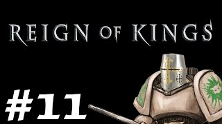 Let's Play Reign Of Kings - Episode 11 - Trebuchet!