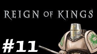 Let's Play Reign Of Kings - Episode 11 - Trebuchet!