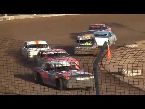 USRA Hobby Stock Heat 2 Upper Iowa Speedway 8/3/19