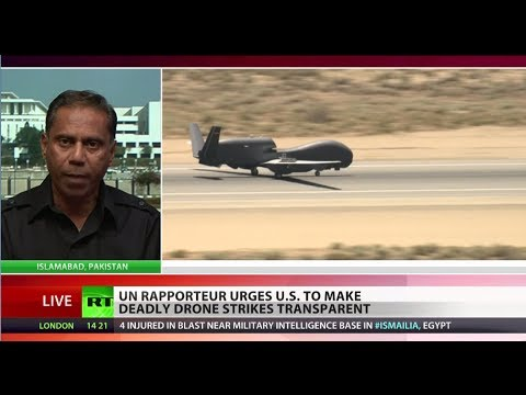 Drone War: 'Pakistan suffering' as US continues strikes