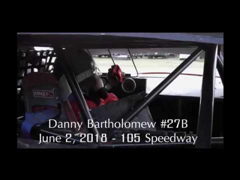 Danny Bartholomew June 2 2018 105 Speedway