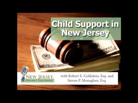 New Jersey Child Support  - What You Need To Know