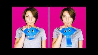 25 COOLE UND EINFACHE DIY SpielzeugE für Kinder