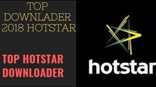 Hotstar Video Downloader Video in MP4,HD MP4,FULL HD Mp4 Format