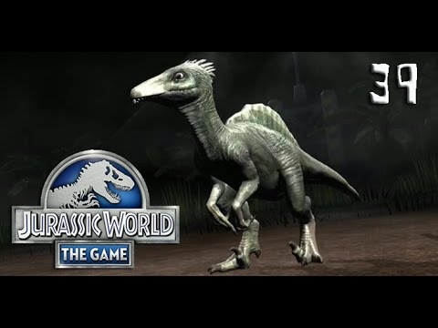 Tyrannibal!  | Jurassic World: The Game [Episode 39]