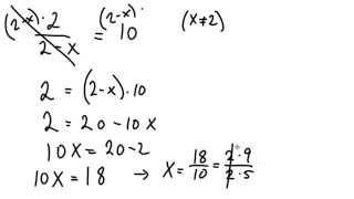 Modul 3: Enkle likninger - B