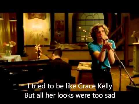MIKA - Grace Kelly (lyrics on screen)