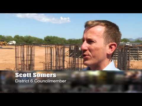 Covering Mesa: Matheson Gas Ground Breaking