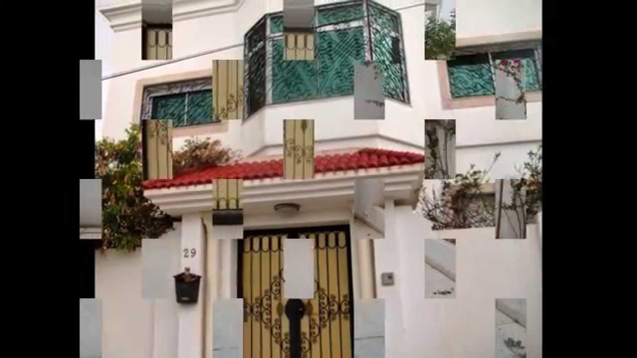 Vend villa ennasr tunis agence immobiliere keskes youtube for Modele de villa