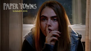 "Video Paper Towns | ""Find Yourself"" TV Commercial [HD] 