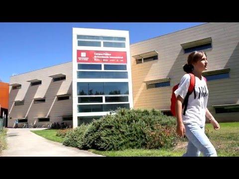 Conoce el campus de la Universidad de La Rioja