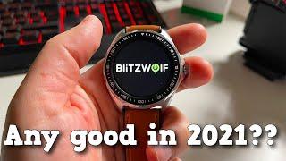 The Best Budget Smart Watch The Blitzwolf Smart Watch HL3 (why??)