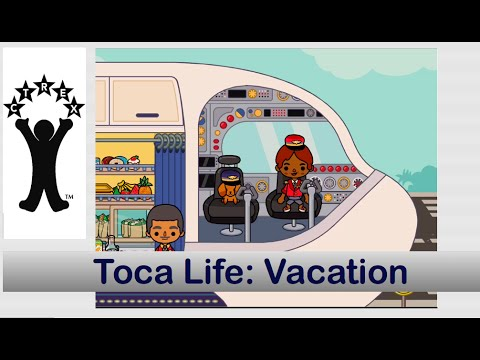 Toca Life: Vacation (App Review)