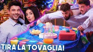 TIRA LA TOVAGLIA! - Luca&Katy VS. Space Valley