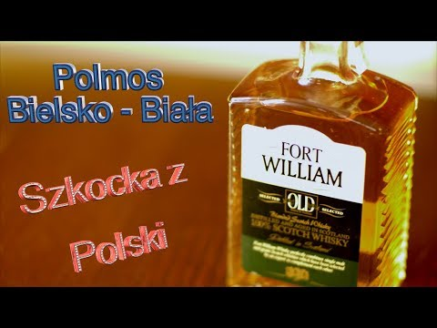 SZKOCKA whisky Z POLMOSU. CZAS NA WHISK[E]Y #108 - Fort William Scotch Whisky