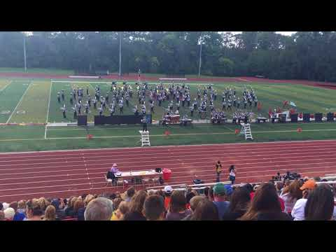 Plainfield South High School Marching Cougars 2015