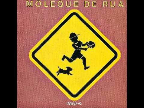 """Moleque de Rua - """"O Sósia"""" - Participação de Charles Gavin bateria em 1992"""