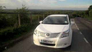 2009 Toyota NEW AVENSIS Videos