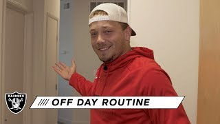 What's an off day look like for an NFL rookie? Alec Ingold takes you around Oakland | Raiders