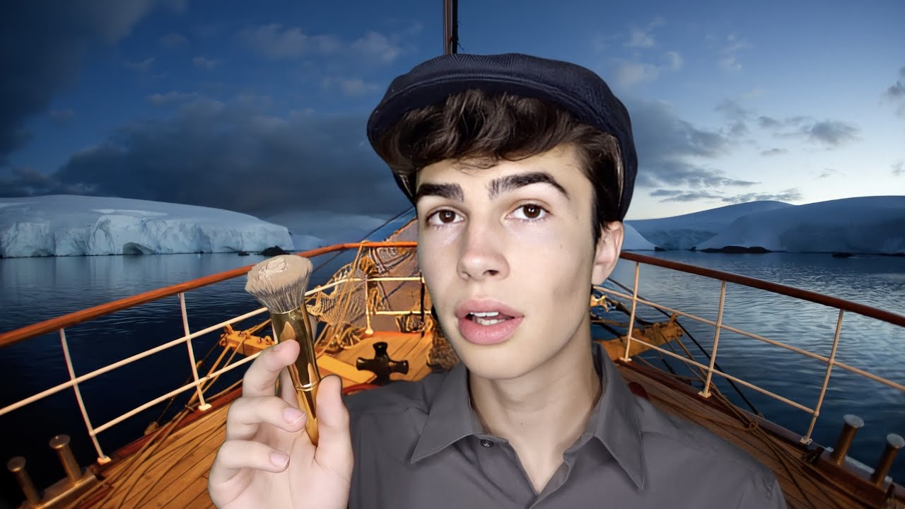ASMR- Doing Your Makeup While The Titanic Is Sinking