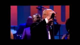 "PHIL COLLINS ""Uptight (everything's alright)"" (LIVE, 2010) SUBTITULADO AL ESPAÑOL"