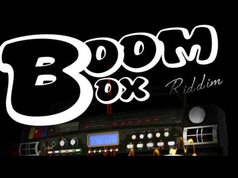 Boom Box Riddim - Instrumental (Dancehall)