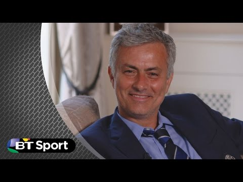 Jose Mourinho: How Chelsea became champions  | BT Sport