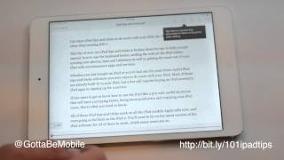 How to Download a PDF to iPad