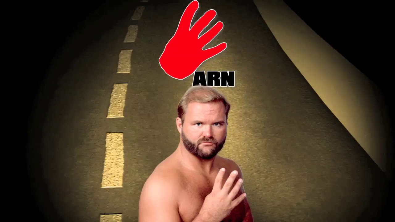 Arn Anderson shoots on starting this podcast - YouTube