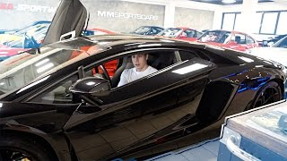 PICKING UP MY NEW CAR!