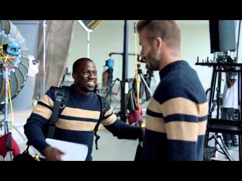 H&M Modern Essentials Selected By David Beckham Featuring Kevin Hart  1
