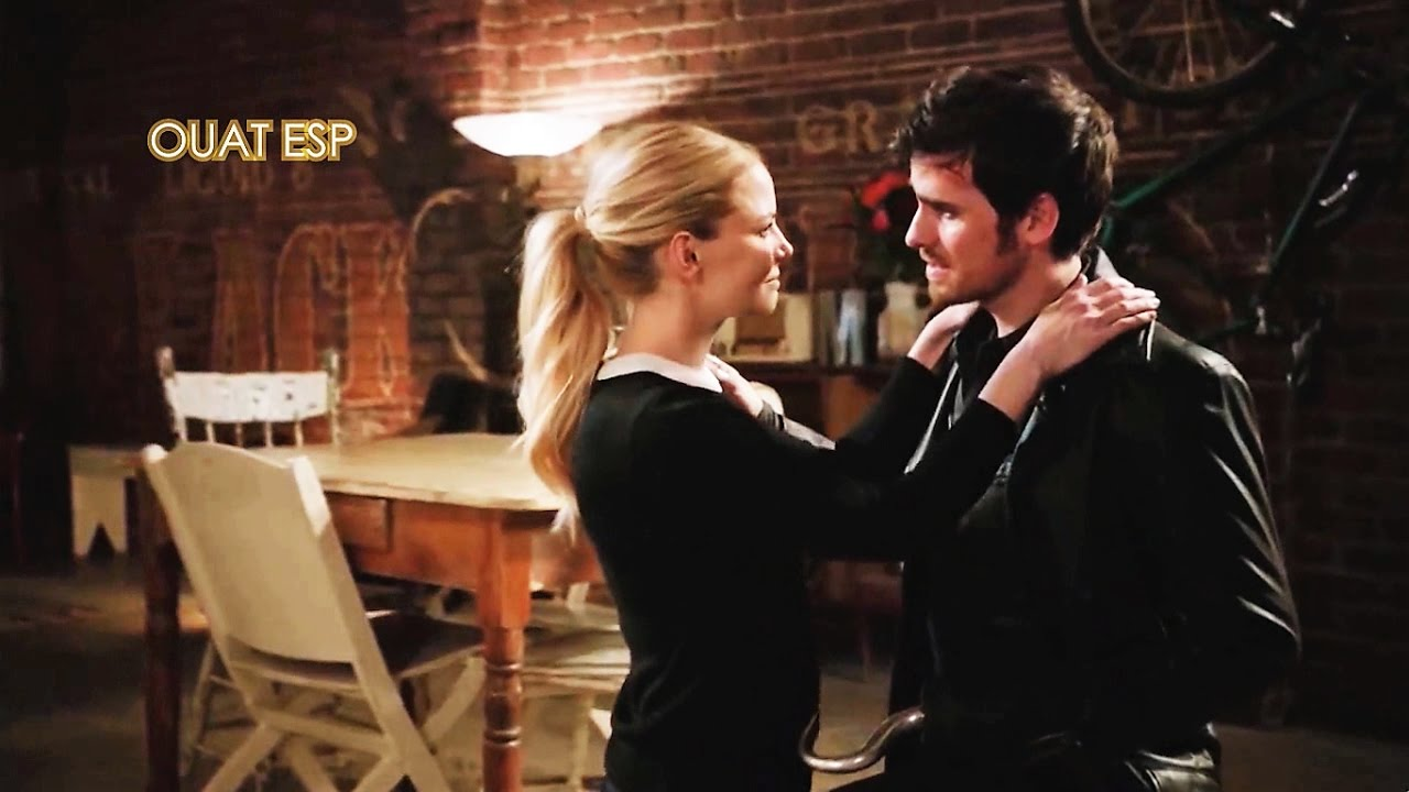 Matrimonio Tema Once Upon A Time : Once upon a time hook le propone matrimonio emma