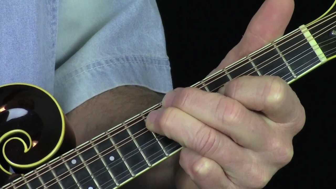 Man of Constant Sorrow Mandolin Solo with Dyno-Tab u2122 - YouTube
