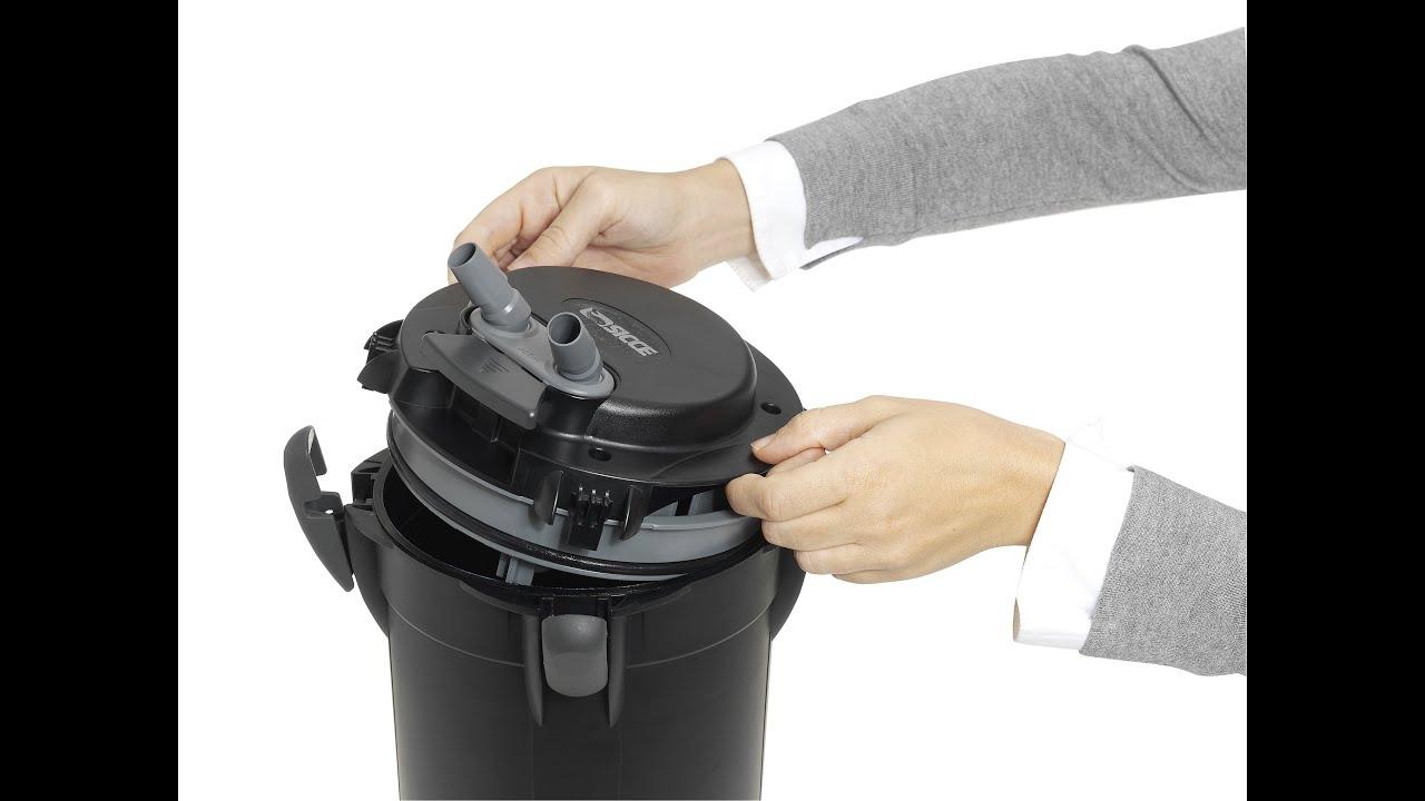 Sicce eko filtri esterni per acquari e tartarughiere for Tartarughiere e accessori
